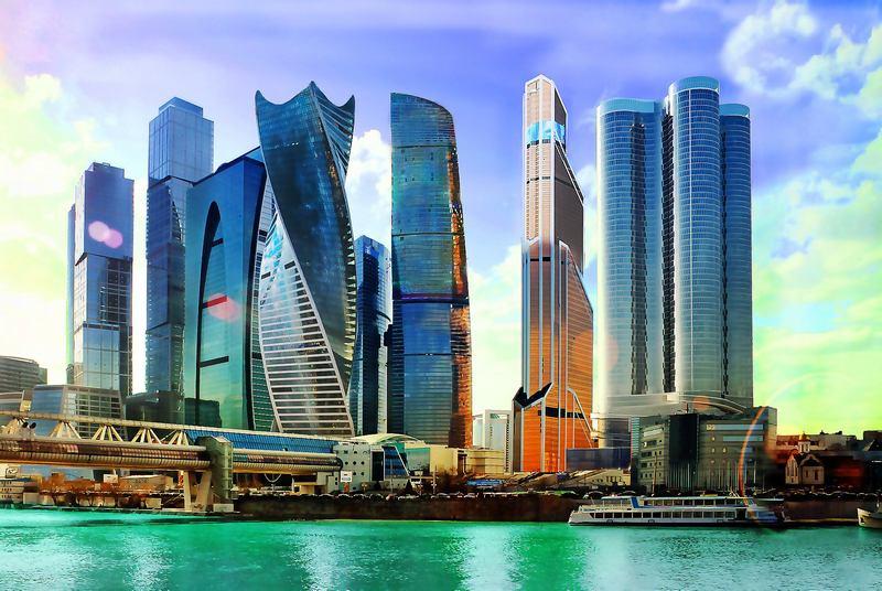 Москва-Сити - престижный адрес для фирмы
