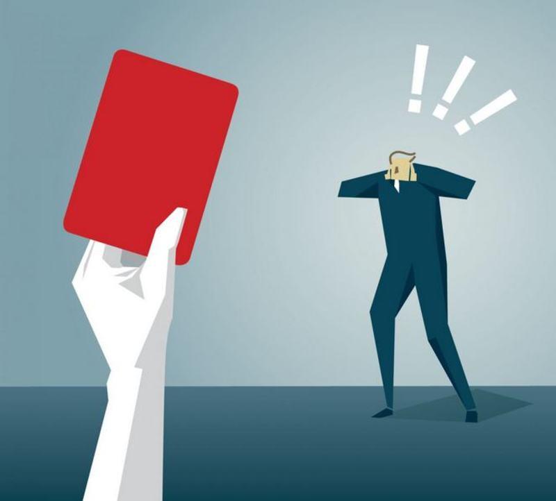 Дисквалификация директора - минус для карьеры