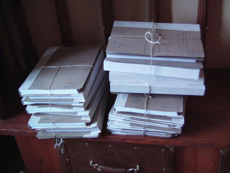 Норма о передаче документов в архив есть в уставе