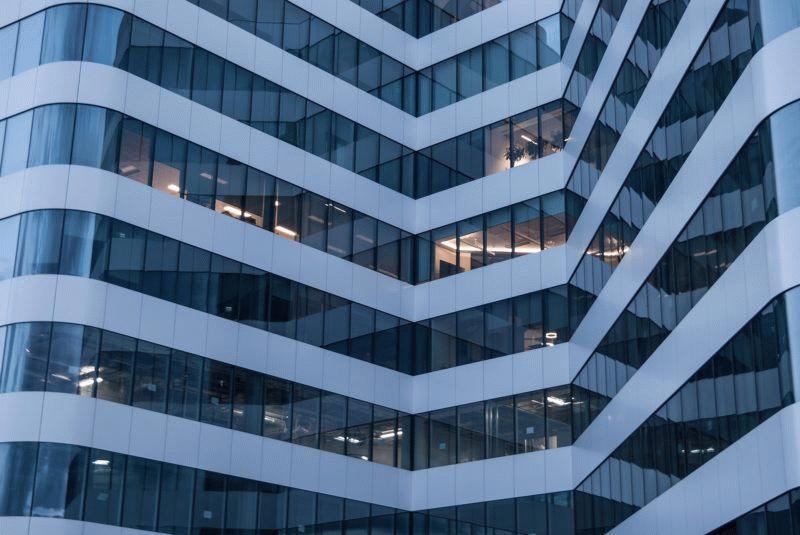 Типичное офисное здание
