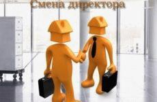 Смена директора и юридического адреса ООО одновременно