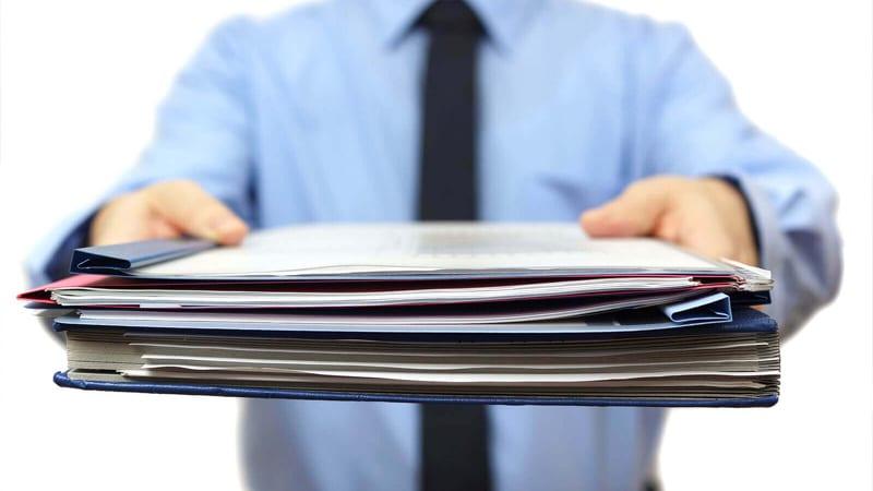 документы должны быть достоверными и актуальными