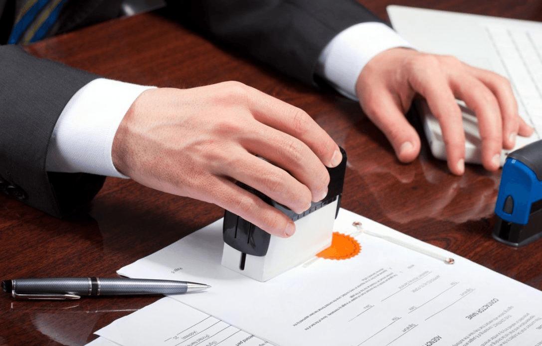 Подписывать документы только в отделе ФНС РФ